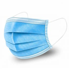 100pcs - krmloto disposable 3ply face mask