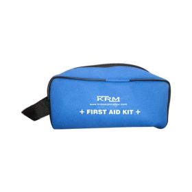 FIRST AID KIT POUCH - BLUE