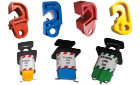KRM LOTO – COMBO OF MINI & UNIVERSAL Circuit Breaker Lockout