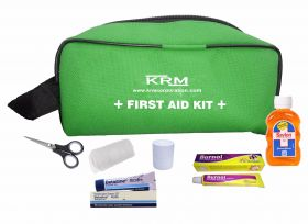 FIRST AID KIT POUCH - WITH CONTENT