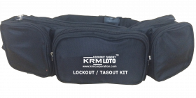 Waist Pouch Belt Bag Lockout