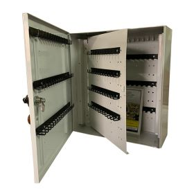KRM LOTO – DUAL LAYER LOCKOUT  KEY STATION-34 Opaque fascia-18156 without material