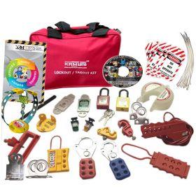 KRM LOTO ELECTRICAL BAG KIT 1