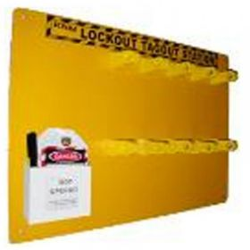KRM LOTO - LOCKOUT TAGOUT STATION