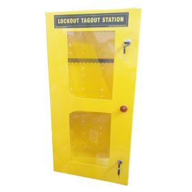 Lockout Tagout Station - without material