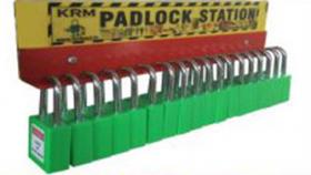 Krm loto – abs padlock holder
