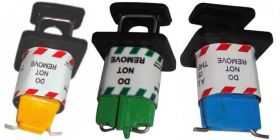 COMBO OF MINI CIRCUIT BREAKER LOCKOUT- PIN TYPE