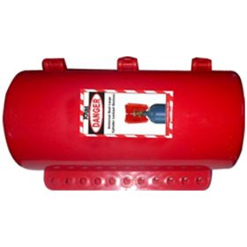 Universal Dual Large Cylinder Lockout Devices