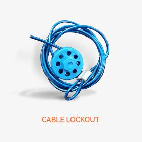 multipurpose cable lockout