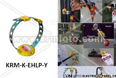 Electrical Handle Lockout