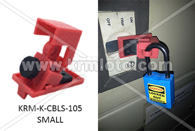 CIRCUIT BREAKER LOCKOUT–SMALL