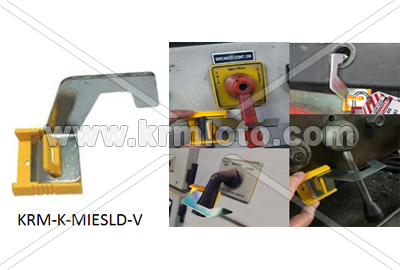 Multipurpose Industrial Electrical Safety Lockout Device