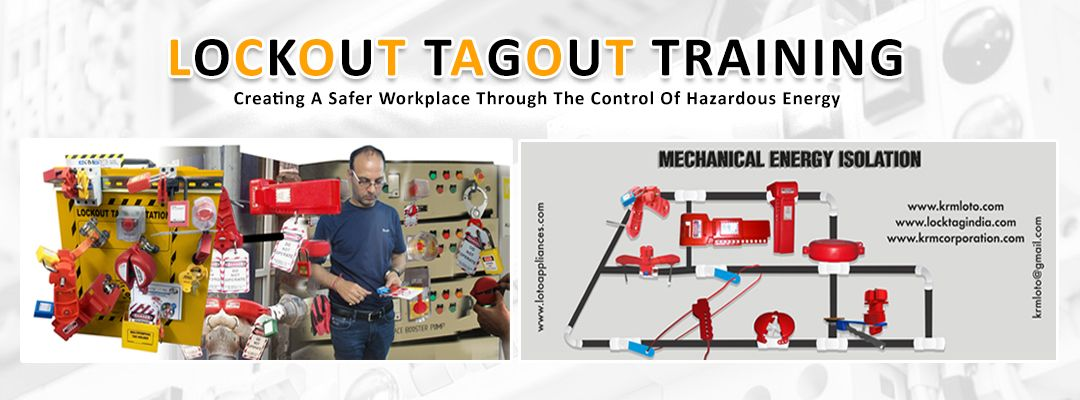 lockout tagout training
